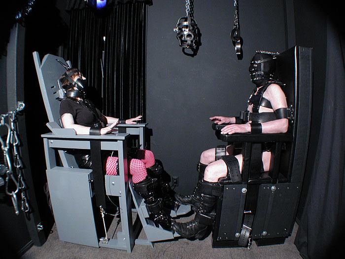 bondage chair porrfilm dk